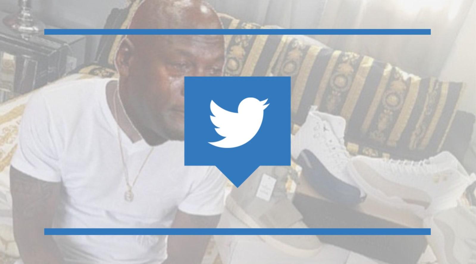 b1b2e325e575 Damn Daniel Illuminati - The Best of Sneaker Twitter March 6
