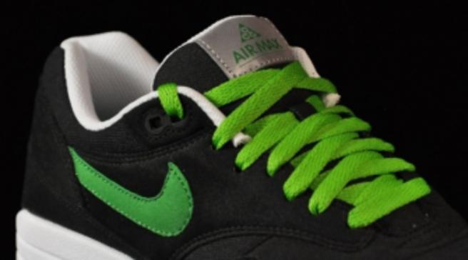 half off b12d2 bc374 Nike Air Max 1 ACG Pack - Black Victory Green