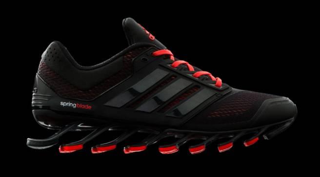 best service 99e51 a16b6 Adidas SpringBlade | Sole Collector