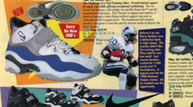 fcc085f5e2c2 Eastbay Memory Lane    Nike Training 1996