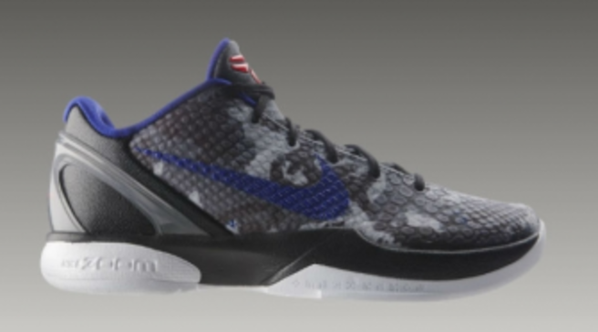 newest 90503 4c014 Nike Zoom Kobe VI Camo - Concord Black-White - Now Available   NikeStore
