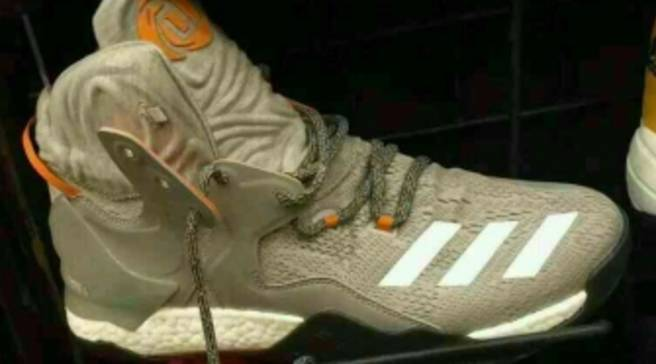 47cd923db6a Is This Derrick Rose s Next adidas Signature Shoe