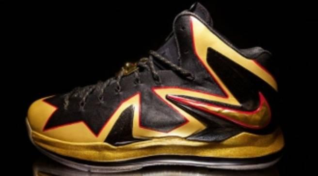 sports shoes ff901 e7cd0 Nike LeBron 10 Elite