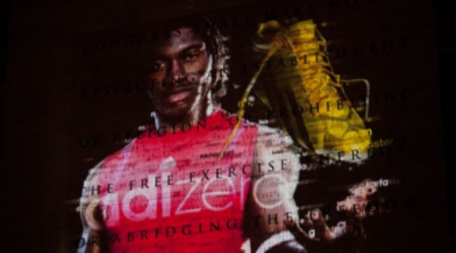 adidas Lights Up Washington D.C. with Robert Griffin III ffe624359