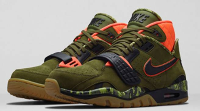373b9c3219c0 An Official Look At The Nike Air Trainer SC II Premium  Bo Knows Archery .  By Sole Collector