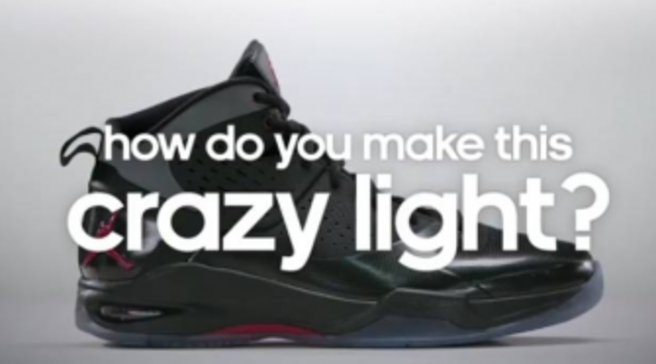 new arrival b0867 0fc19 Video  adidas adiZero Crazy Light vs.