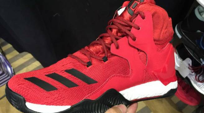5760e2df4bc900 An Early Look at Derrick Rose s Next Signature Shoe