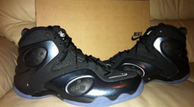 Nike Zoom Rookie LWP - Black Anthracite 7f54c846b1