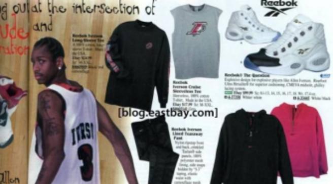 Eastbay Memory Lane  Reebok Basketball 1998 5e3e30973