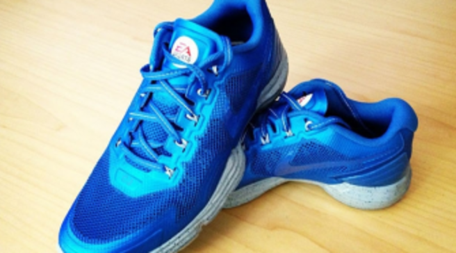EA Sports x Nike Lunar TR1 - Madden  13 Calvin Johnson e5bf394a34