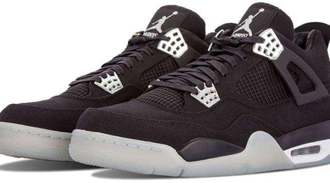 2854312fcaa Eminem Is Giving Away His Carhartt x Air Jordan 4s