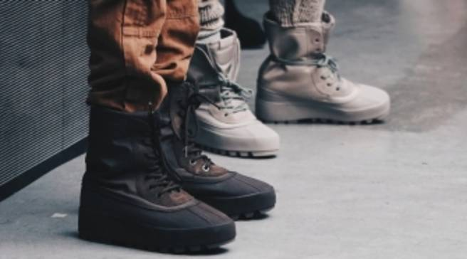41643a86b The Four Fall Colorways of Kanye West s adidas Yeezy 950 Boot