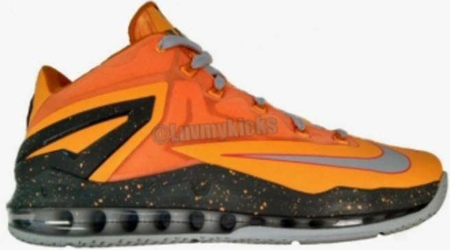 los angeles 0a890 118b4 Nike LeBron XI Low - Floridians
