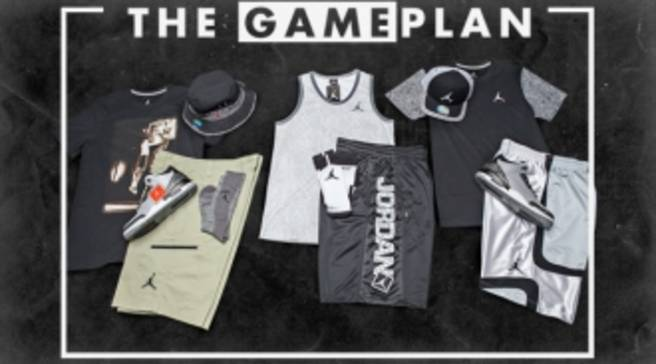 size 40 2b0fa 01e3e The Game Plan, by Champs Sports, Presents  Air Jordan 3 Wolf Grey Collection