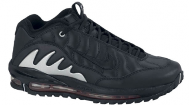 e7f76ea858 Nike Total Griffey Max '99 - Black/Black-Zen Grey-Varsity Red