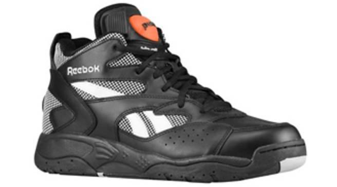 Ziemlich importieren Probe  Reebok Pump D-Time Black/Steel-White-Varsity Orange | Reebok | Sole  Collector