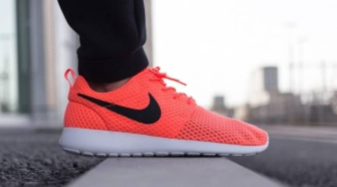 4da8932b5716 The Nike Roshe Run Breeze Also Goes Hot Lava for Summer