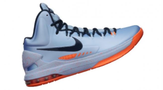 bfcc2051d8f3 Release Date    Nike KD V - Ice Blue Squadron Blue-Total Orange