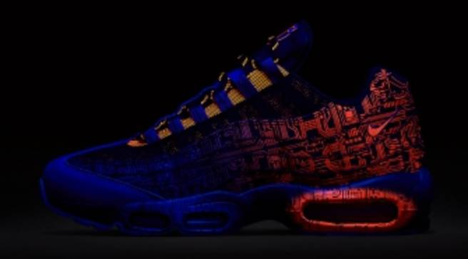 timeless design 05709 69c2e You Have to See the Details on the Doernbecher Nike Air Max 95