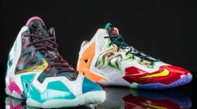 013ee31624541 Nike  What The  LeBron 11 Releasing at Eastbay