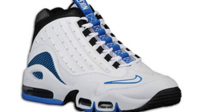 e6065b3314 Nike Air Griffey Max II - White/Black-Blue