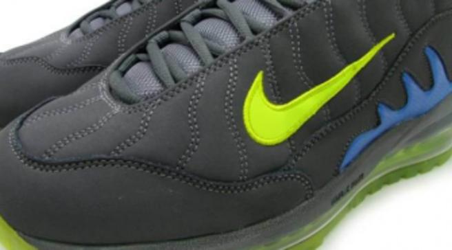 a81c6eca34 Nike Total Griffey Max '99 - Dark Grey/Soar-Cyber
