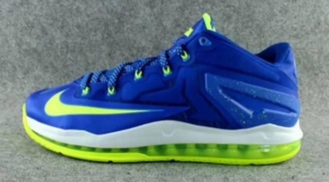 6094e151eaa Release Date  Nike LeBron 11 Low  Sprite