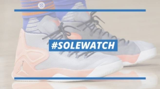 a59024e7ebd2  SoleWatch  Carmelo Anthony Laces Up a New Colorway of the Jordan Melo M12