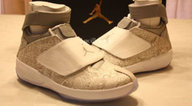 77bb9e27638b Laser Air Jordan 20s Are Going to Be More Expensive Than You Think
