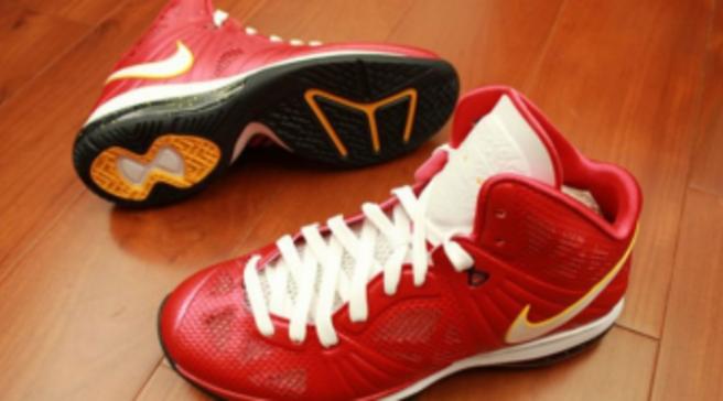 classic fit ca372 47b09 Nike LeBron 8 PS -