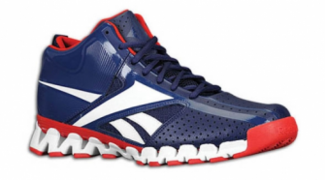 Reebok Zig Encore - Navy White Red 304d45e500ac