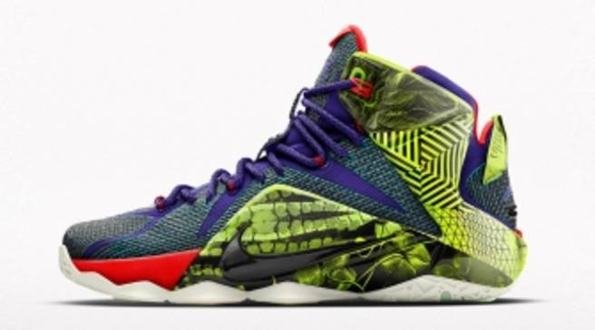 new styles 6e0b6 ab7b3 Nike Lebron 12   Sole Collector