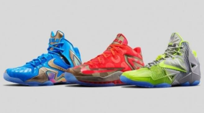best website 7066d 8a92f An Official Look at the  Maison LeBron  Nike LeBron 11 Collection