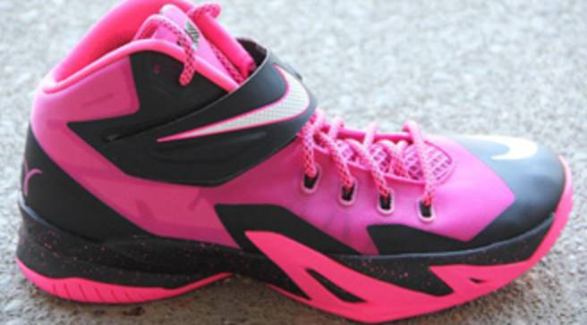f591290bfd28 Release Date  Nike Zoom Soldier VIII  Think Pink