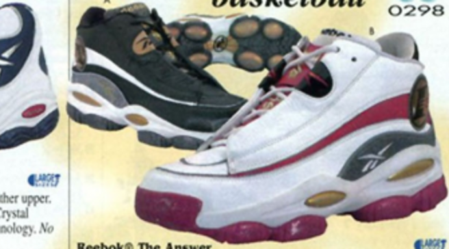 0186b32cb7c Eastbay Memory Lane    Reebok Basketball 1998 Featuring The Answer 1