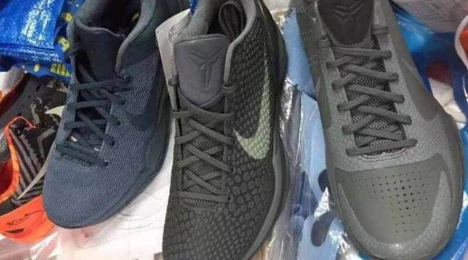 More Kobe Sneakers Fade to Black 0c055a020