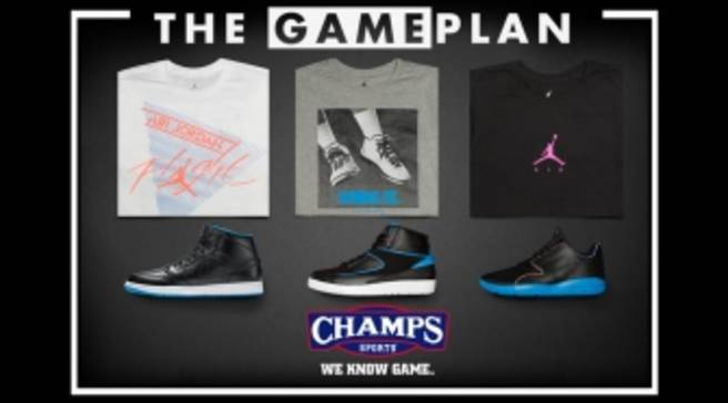 181efbce4ad The Game Plan by Champs Sports Presents the Jordan Boombox Collection