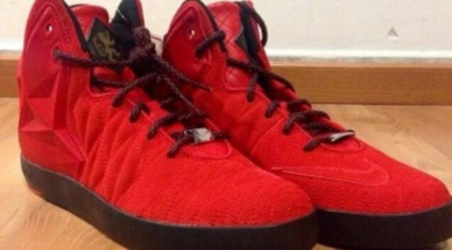 NSW LeBron XI Lifestyle - Red 996cb2432