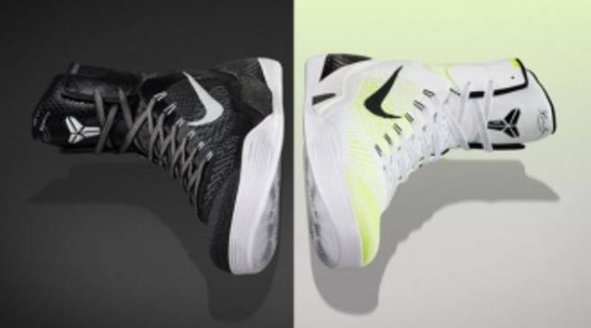 pretty nice fc879 19d4d Nike Kobe 9 Elite Launching in Two Limited Edition NRG Colorways Tomorrow