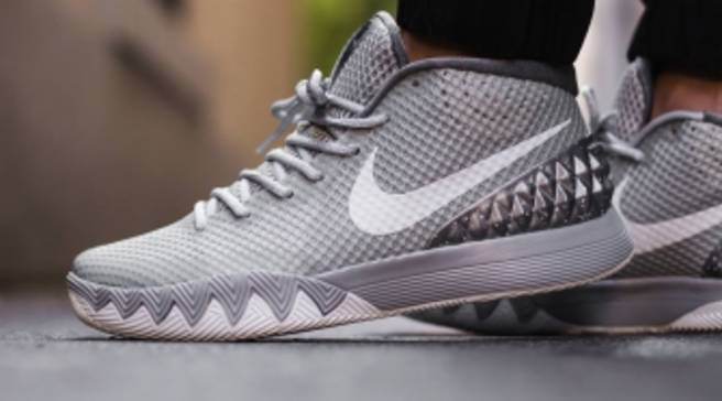 Nike Kyrie 1 Wolf Grey White-Midnight Navy-Pure Platinum  2ecb1ed9c