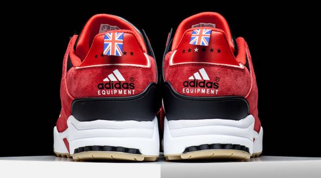 detailed look f9d30 0fc25 Adidas EQTs Take a Trip to London