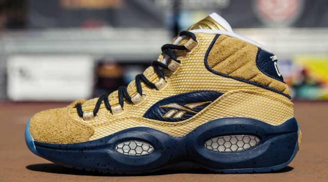 9cf427ccc39f Reebok Made Questions Celebrating Allen Iverson s Appearance at Rucker Park
