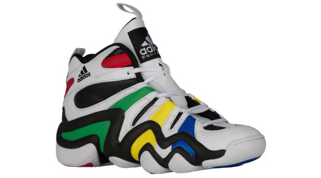 cb6486599fd adidas Crazy 8 Olympic Rings