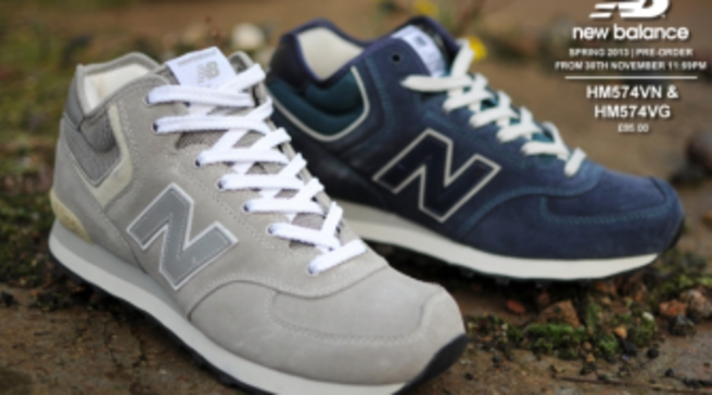 New Balance 574   Sole Collector