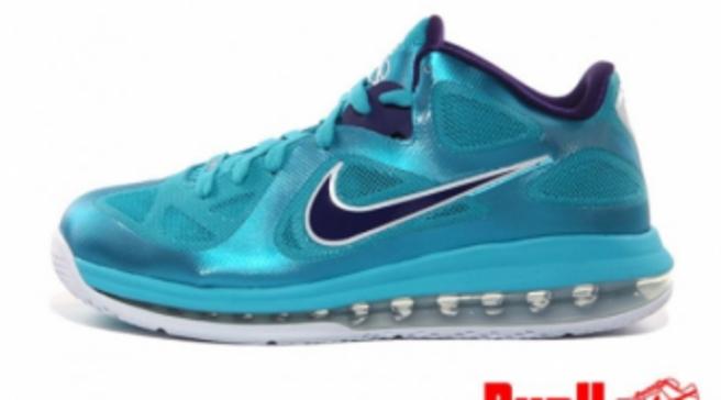 ac0d8922bfa7 Nike LeBron 9 Low - Summit Lake Hornets - New Images