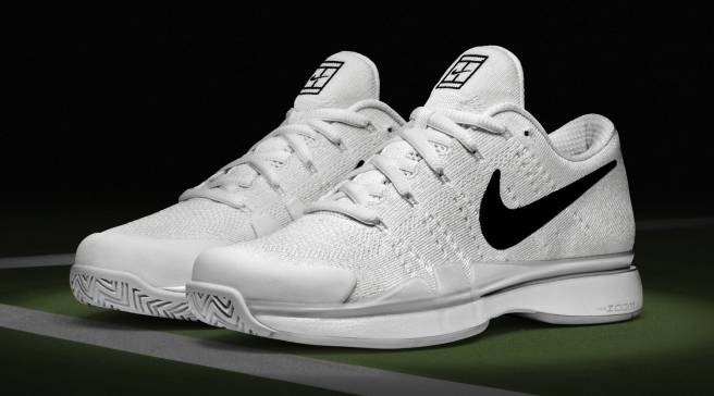 d51bace213220 Nike Adds Flyknit to Roger Federer s Tennis Shoes