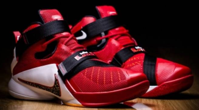 de5b0c2782d5b Cavs Fans Will Be Happy With This Nike LeBron Soldier 9