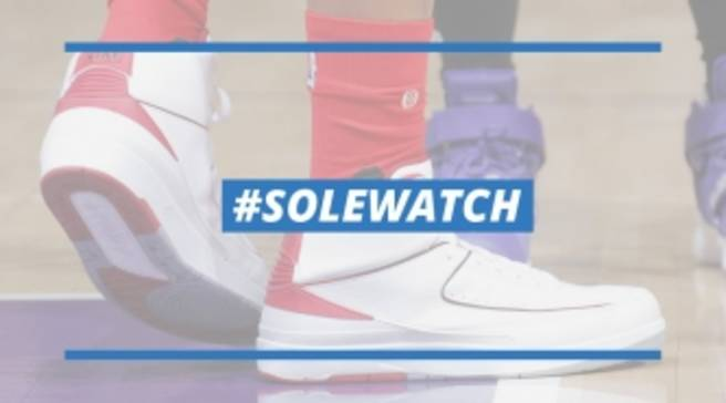 SoleWatch  DeMarcus Cousins Goes Full Retro in the Air Jordan 2 77903d402