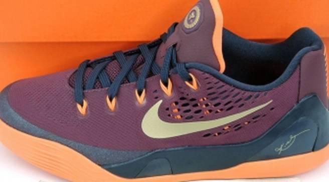 Nike Kobe 9 EM Deep Garnet Metallic Gold-Hyper Crimson-Cave Purple ... d75cfe062
