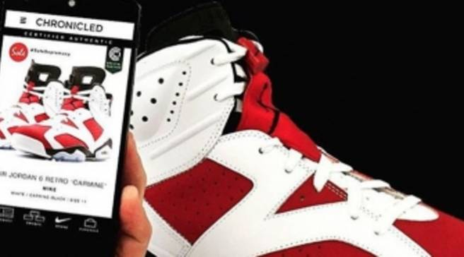 0a11c0f77 Marshawn Lynch Invests in Tech Company That Exposes Fake Sneakers